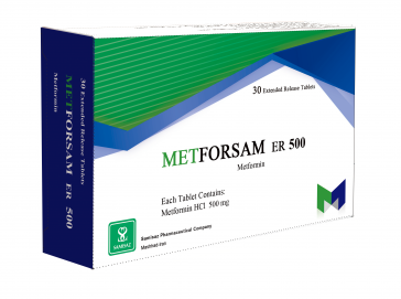METFORSAM ER 500